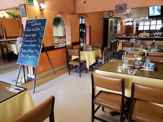 Traspazo /alquilo/vendo Restaurante Exitoso