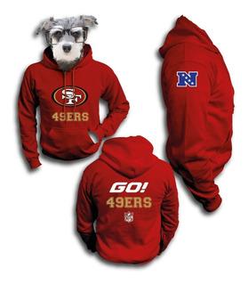Sudadera San Francisco 49ers Nfl Cuarenta Y Nueves