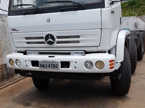 Mercedes-benz Mb 2726 8x4 Traçado Com Quarto Eixo R$ 115.000