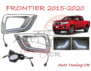Cobertores Led Drl Nissan Frontier Np300 2015-2020