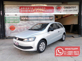 Volkswagen Gol Trend 1.6 Pack I 3p 2013 Rpm Moviles