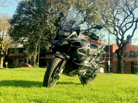 Bmw Gs Adventure 1200 Triple Black