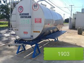 Tanque Rodoviário Inox Para Agua 8.500 Lts