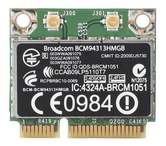 Para Placa De Rede Broadcom Bcm94313hmgb 300m Bluetooth3.0 P