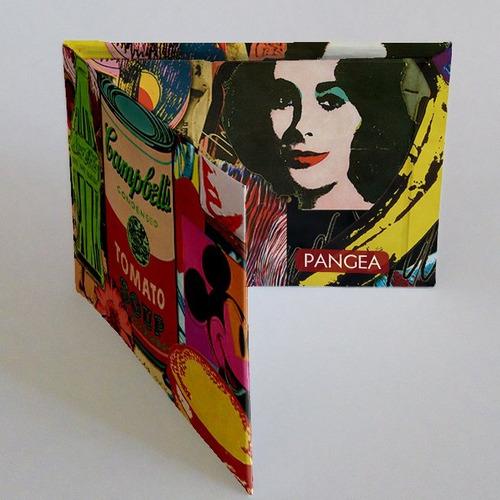 Warhol  Billetera Invisible