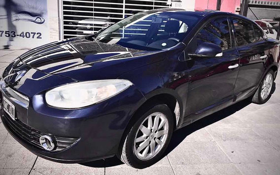 Renault Fluence 2011 Gnc Luxe