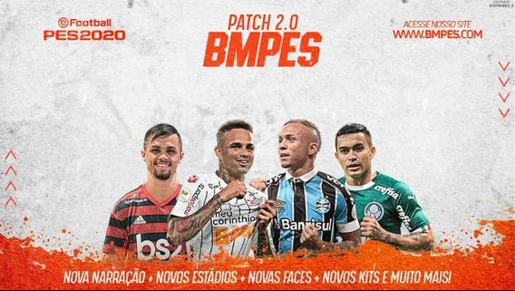 Patch Bmpes 2.03 - Pes 2020 Pc