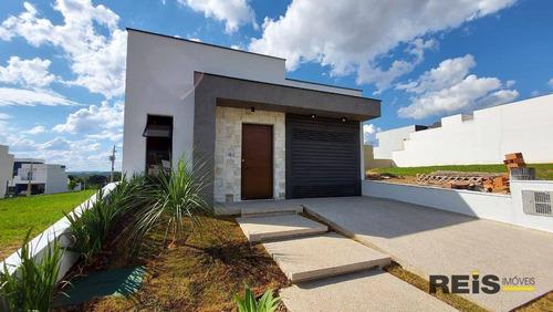 Imagem 1 de 17 de Casa Com 3 Dormitórios À Venda, 100 M² Por R$ 460.000,00 - Condomínio Villaggio Ipanema I - Sorocaba/sp - Ca1848