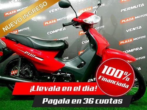 Baccio P110 Plaza Motos