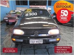 Volkswagen Golf 1.8 Mi Gl 8v Gasolina 4p Manual