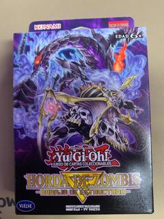 Yugioh Deck Zombie Horde