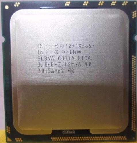 Processador Xeon X5667 12m 3.06ghz Lga1366. Frete Gratis