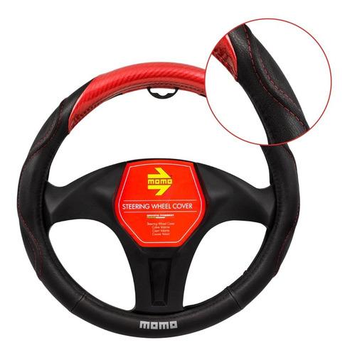 Momo Cubre Volante Rojo Swc016br