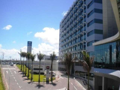 Conjunto De Salas Comerciais 250m² Com Lavabo No Hangar - Uni138 - 4495705