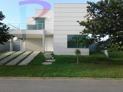 Casa Para Venda, 4 Dormitórios, Alphaville - Rio Das Ostras - 2735