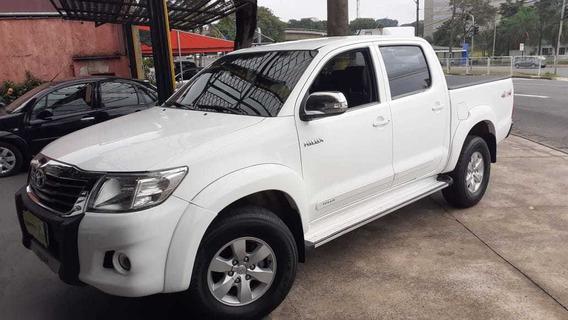 2013 Toyota Hilux Cd 2.7 4x4 Srv Cabine Dupla Automática
