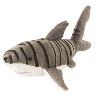 Wildly Public Stuffed Shark 10 Marine Biology Series 10,884