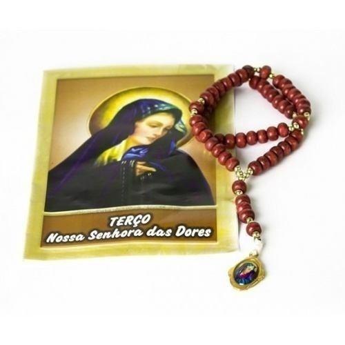 Terço Com Oração Nossa Senhora Das Dores