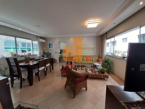 Apartamento De 142 Metros, 2 Vagas Próximo Ao Shopping Higienópolis.  - Ja16696