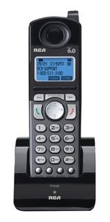 Rca 25055re1 Telefono Fijo Dect_6.0 1 Extension
