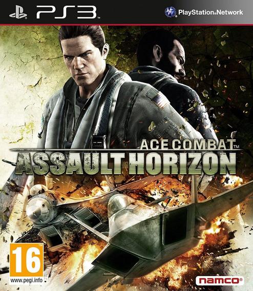 Ace Combat Assault Horizon Ps3 - Midia Digital