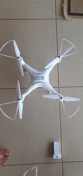 Drone Syma X8 Pro 2 Baterias 1 Mes De Uso.