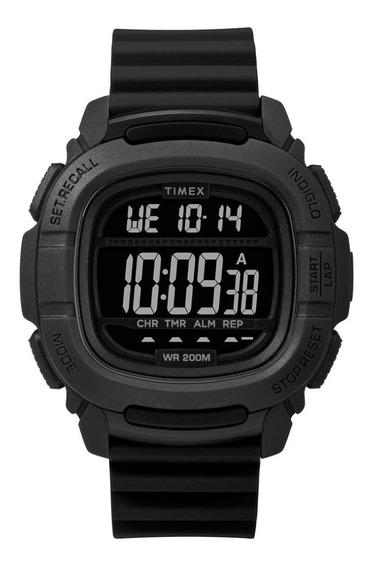 Reloj Hombre Timex Original Digital Tw5m26100