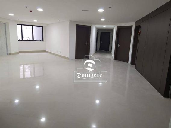 Sala, 44 M² - Venda Por R$ 350.000,00 Ou Aluguel Por R$ 3.000,00/mês - Centro - Santo André/sp - Sa0957