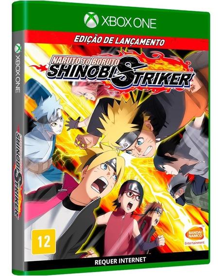 Jogo Naruto To Boruto Xbox One Midia Fisica Cd Original Novo
