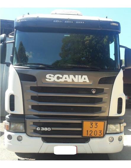 Scania G380 Trucado 6x2 - Un. Dono - Com Garantia - Revisada
