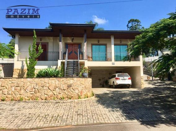 Casa À Venda, 318 M² - Condomínio Santa Tereza - Itupeva/sp - Ca3397