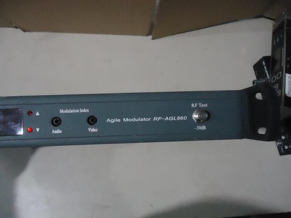 Agile Modulador Rf-agl860