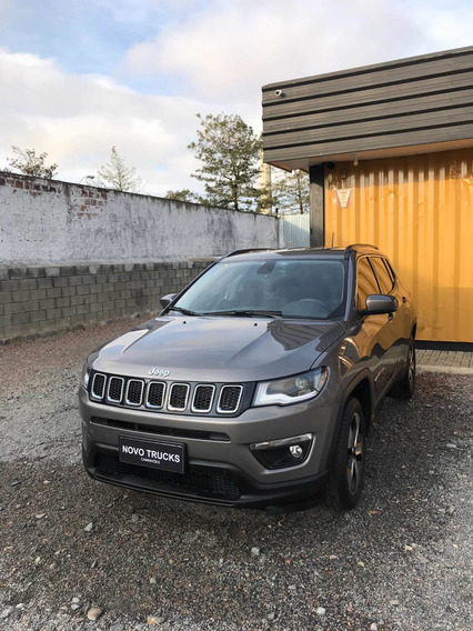 Jeep 2.0 Compass Longitude Aut. 5p 2018 Flex