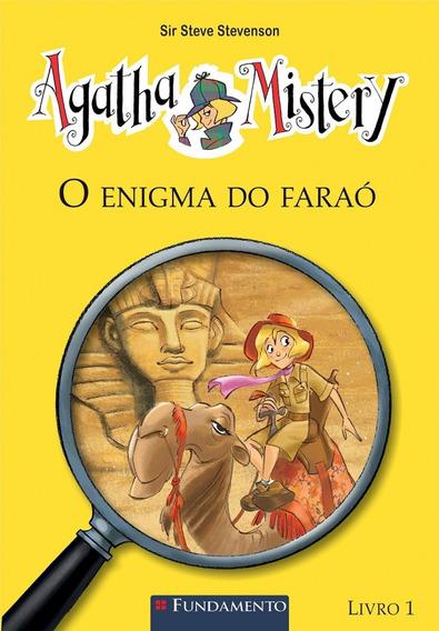 Agatha Mistery - O Enigma Do Faraó - Vol. 01