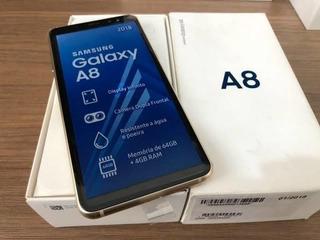 Samsung Galaxy A8 64gb A Prova D Água