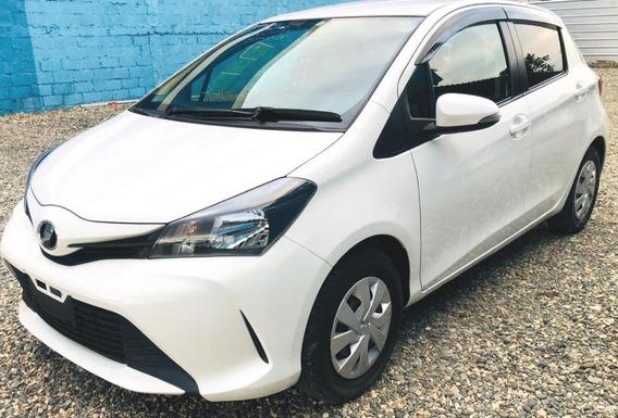 Toyota Vitz Full 2015