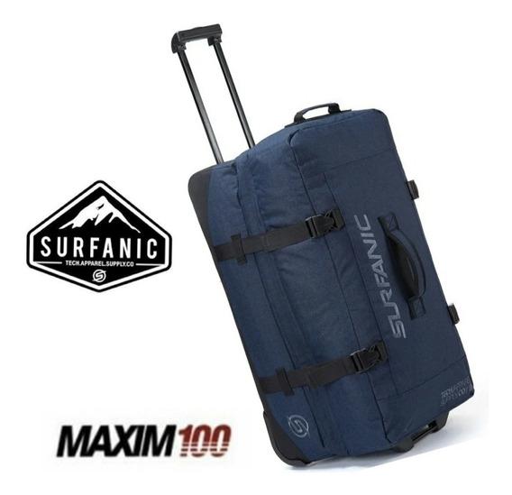 Valija Surfanic Maxim Semirigida Con Ruedas Maleta 100l