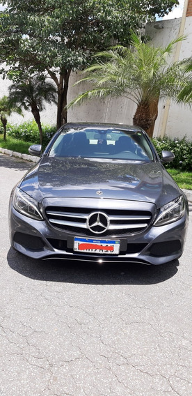 Mercedes-benz Classe C 2.0 Avantgarde Turbo 4p 2016