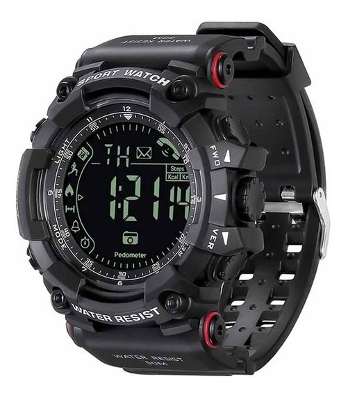 Smartwatch Deportivo Reloj Inteligente Bluetooth Aventura