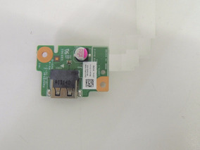 Placa Usb 0yjp8j Notebook Dell Inspiron 3421 P37g Usado #166