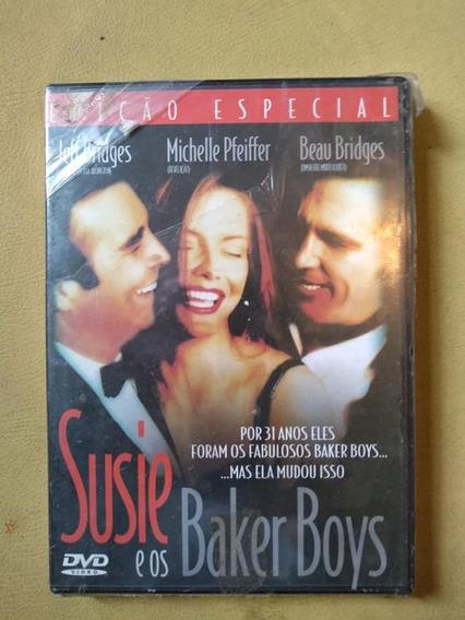 Dvd Susie E Os Baker Boys - Michelle Pfeiffer, Jeff Bridges
