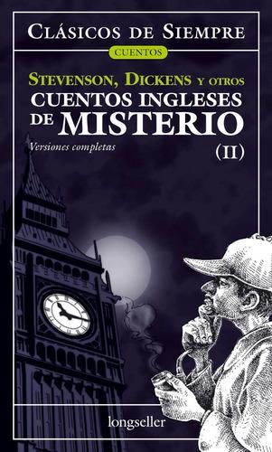 Imagen 1 de 1 de Cuentos Ingleses De Misterio Ii - Longseller