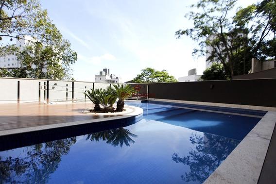 Excelente Apartamento 3 Quartos, Novo No Sion! - 8459