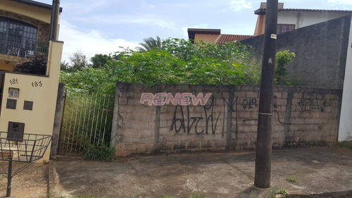 Terreno À Venda, Jardim Celani - Valinhos/sp - 3009