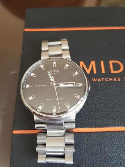 Reloj Mido Comander Ii