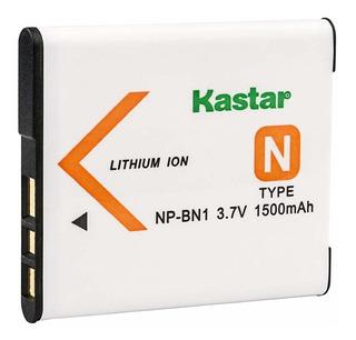 Batería Np-bn1 Kastar