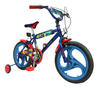 Bicicleta Disney Mickey Mouse Rodado 16 Original
