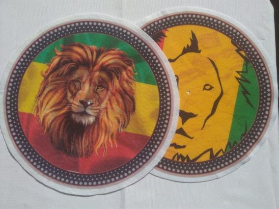 3 Feltros Toca Discos Modelos Technics E Outros - Bob Marley