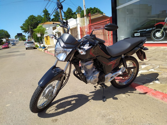 Honda Cg 160 Start 2020 Flex