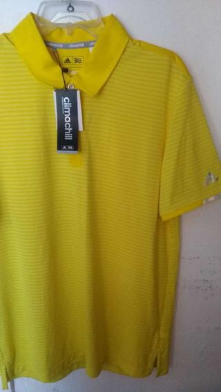 Playera Polo adidas Nueva